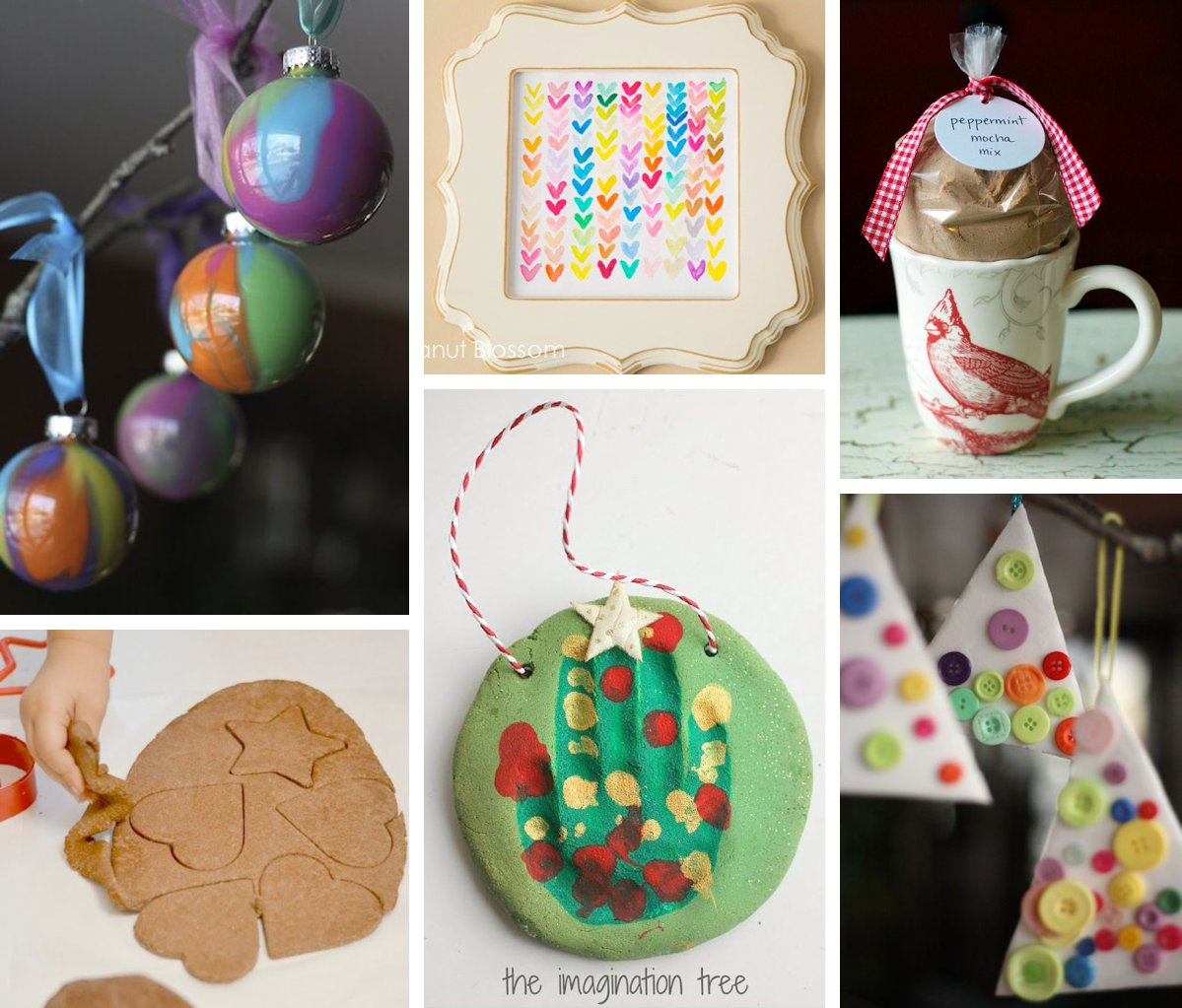 Christmas gifts for preschoolers to make their parents new--year ...