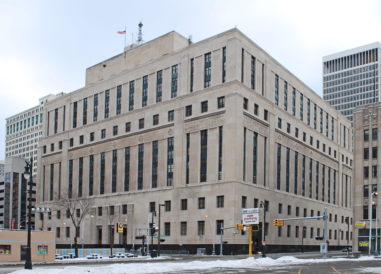Theodore_Levin_United_States_Courthouse_Detroit_MI