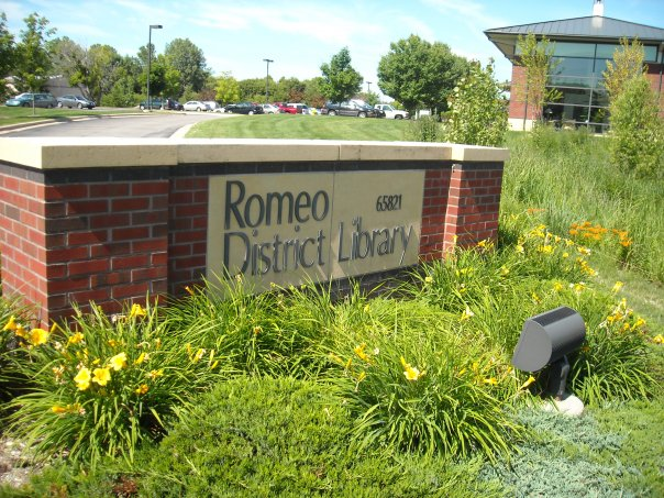 Romeo District Library – Serving the residents of Bruce ...